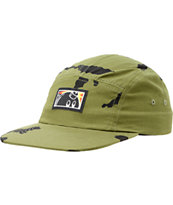 The Hundreds Cloak No Camo 5 Panel Hat