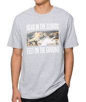 The Hundreds Clouds Tee Shirt