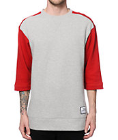 The Hundreds Coasting Short Sleeve Crew Neck Sweatshirt