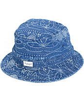 The Hundreds Constellations Bucket Hat