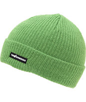The Hundreds Crisp Green Fold Beanie