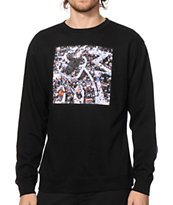 The Hundreds Crowd Adam Crew Neck Sweatshirt