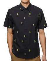 The Hundreds Desert Button Up Shirt