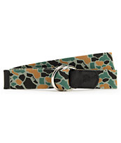 The Hundreds Duck Camo Rescue Belt
