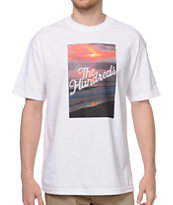 The Hundreds Dusk White Tee Shirt