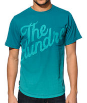 The Hundreds Erkel Turquoise Pocket Tee Shirt