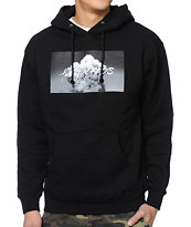 The Hundreds Explode Black Pullover Hoodie
