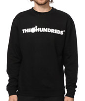 The Hundreds Forever Bar Crew Neck Sweatshirt