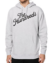 The Hundreds Forever Slant Hoodie