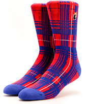 The Hundreds Game Plan Crew Socks