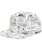 The Hundreds Geometric Snapback Hat
