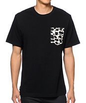 The Hundreds Giraffe Pocket T-Shirt