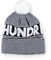 The Hundreds Greed Pom Beanie