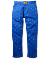 The Hundreds Kruger Blue Slim Fit Pants