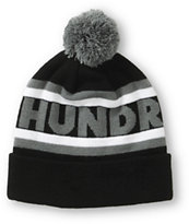 The Hundreds Label Pom Beanie