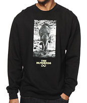 The Hundreds Lone Wolf Crew Neck Sweatshirt