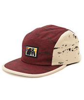 The Hundreds Marble 5 Panel Hat