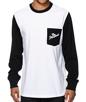 The Hundreds Marcos Long Sleeve Pocket T-Shirt