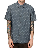 The Hundreds Nova Button Up Shirt