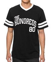 The Hundreds Penn V-Neck T-Shirt