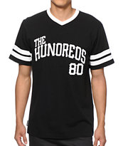 The Hundreds Penn V-Neck Tee Shirt