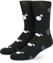 The Hundreds Polka Crew Socks