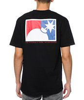 The Hundreds RWBHB Black Pocket Tee Shirt
