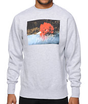 The Hundreds Rain Rose Crew Neck Sweatshirt