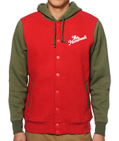 The Hundreds Raphael Varsity Hoodie