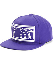 The Hundreds Rectangle Adam Snapback Hat