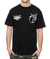 The Hundreds Reloaded Black T-Shirt