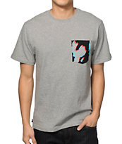 The Hundreds River Pocket T-Shirt