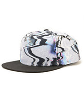 The Hundreds Scrambled Porn Snapback Hat