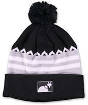 The Hundreds Shells Pom Fold Beanie