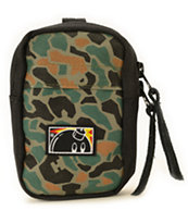 The Hundreds Shutter Camo Camera Bag