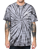 The Hundreds Simple Adam Tie Dye Tee Shirt