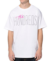 The Hundreds Skinnies White Tee Shirt