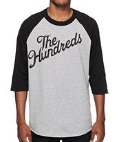 The Hundreds Slant Baseball T-Shirt