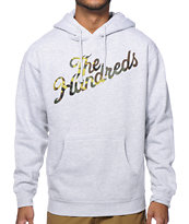 The Hundreds Slant Camo Hoodie