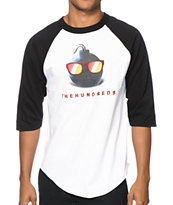 The Hundreds Sweatin Baseball Tee Shirt