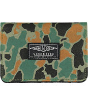 The Hundreds Sylvester Duck Camo Bifold Wallet