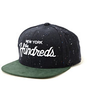 The Hundreds Team NY Snapback Hat