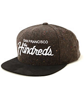 The Hundreds Team SF Snapback Hat