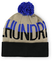 The Hundreds Tone Pom Beanie