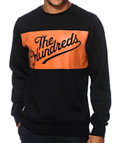 The Hundreds Uptown Crew Neck Sweatshirt