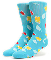 The Hundreds Yum Yum Popsickle Crew Socks