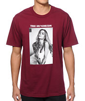 The Hundreds x Carmen See Thru T-Shirt