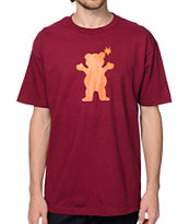 The Hundreds x Grizzly Grain Bear T-Shirt