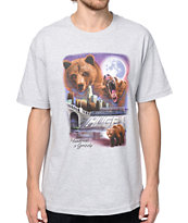 The Hundreds x Grizzly Urban Champ T-Shirt