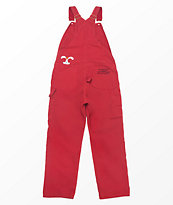 The Hundreds x Roger Rabbit Red Overalls